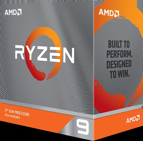 AMD Ryzen 9 Prozessor Box