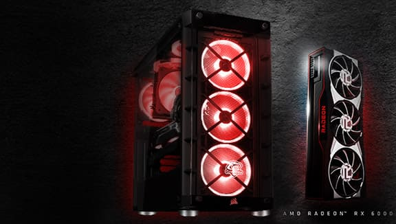 AMD Radeon Grafikkarten
