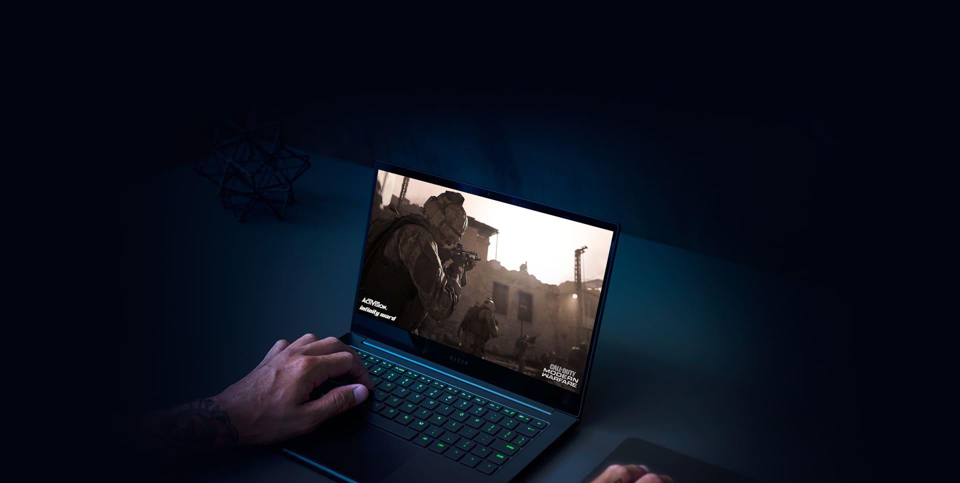 erstes Gaming-Ultrabook mit der Nvidia GTX 1650