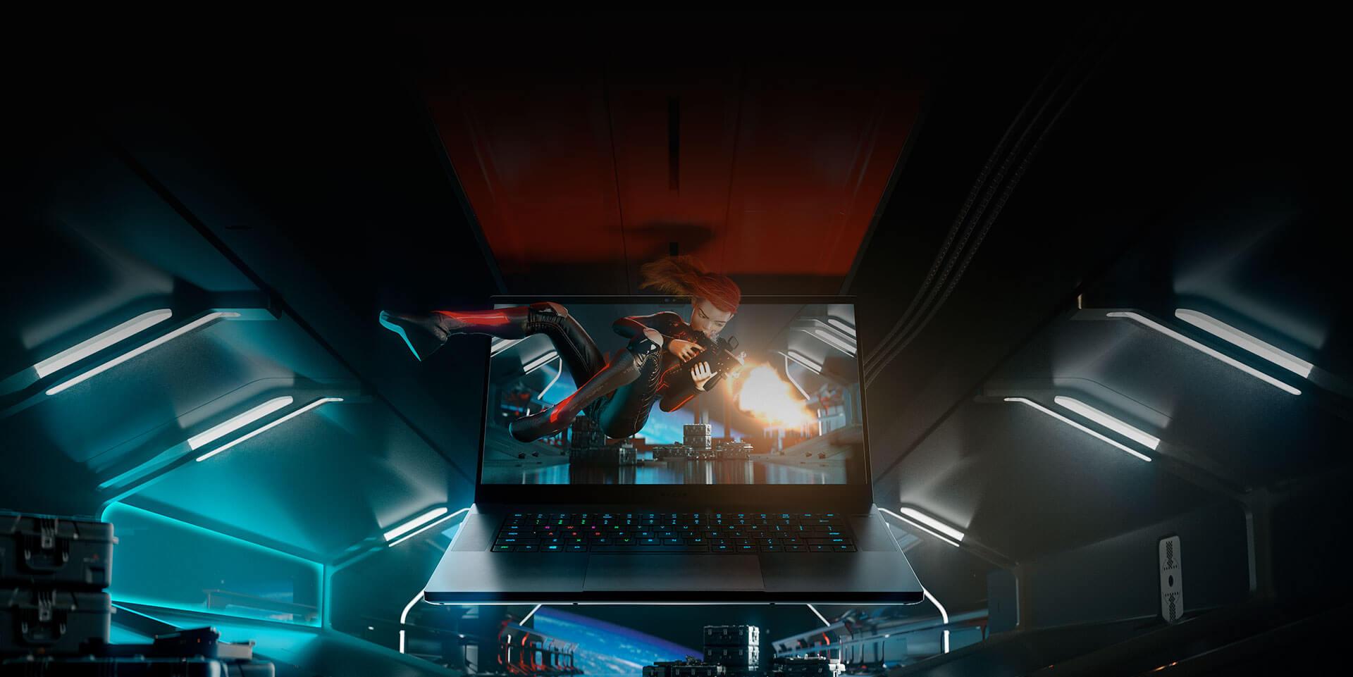 Erweitere deine Gefechtsstation mit bis zu 3 externen Displays per Thunderbolt 3