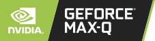 Logo: NVIDIA Geforce MAXQ