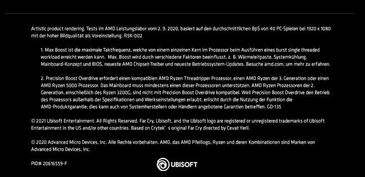 Tests im AMD Leistungslabor vom 2.9.2020