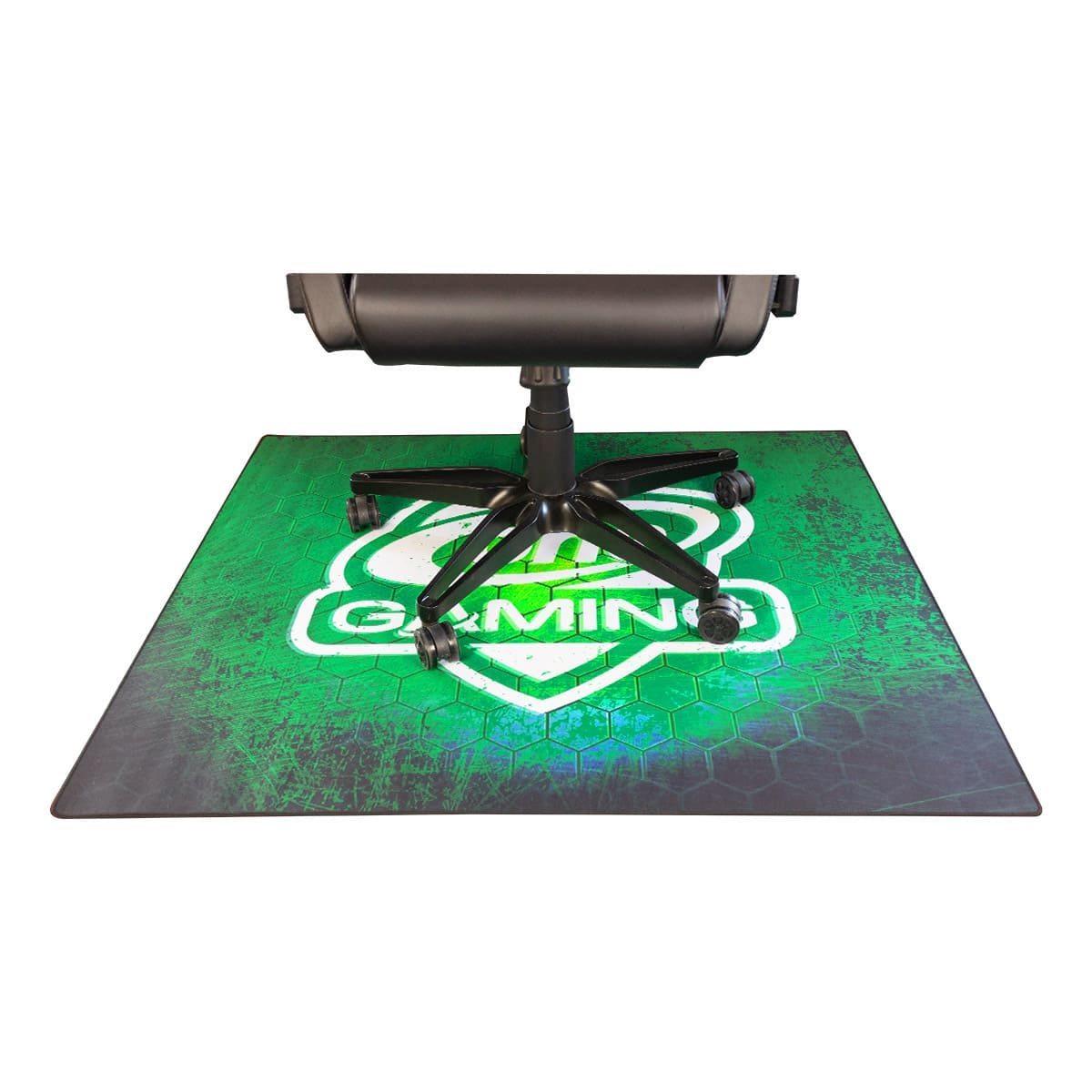 floormat grün mit stuhl