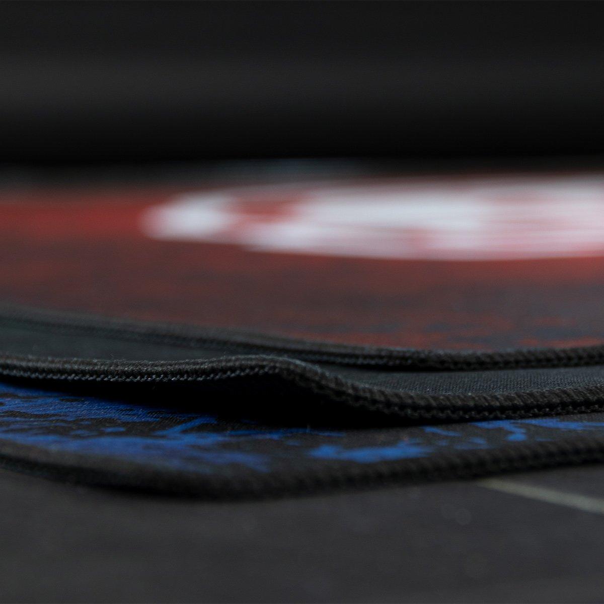 Detailansicht der Nähte der Floormat