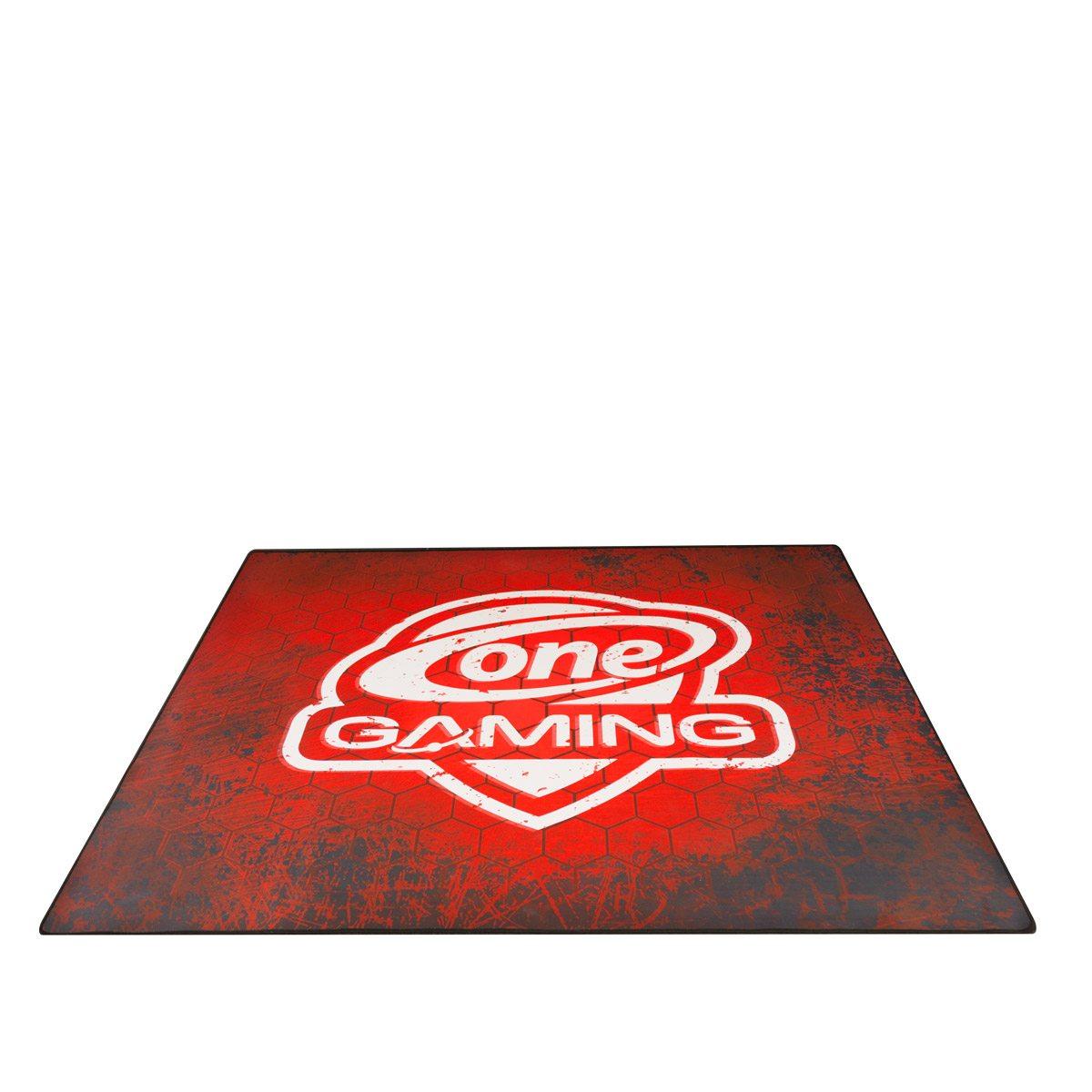 floormat rot mit stuhl