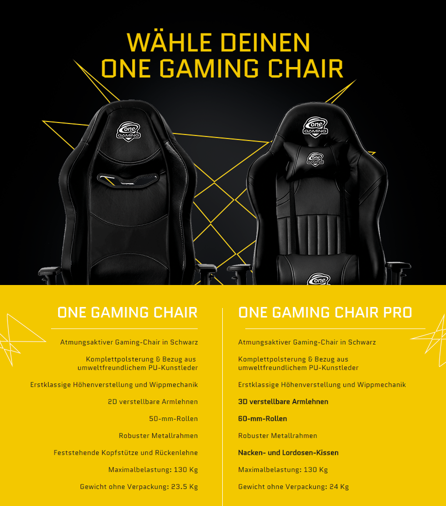 ONE GAMING Chair