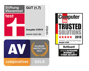 BullGuard Internet Security Testsieger bei ONE