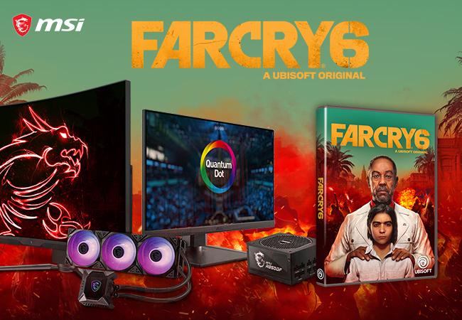 MSI Aktion: Far Cry 6