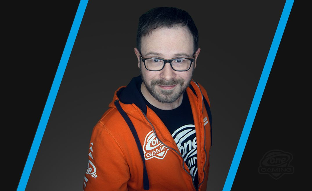 ONE GAMING Twitch-Streamer Larry