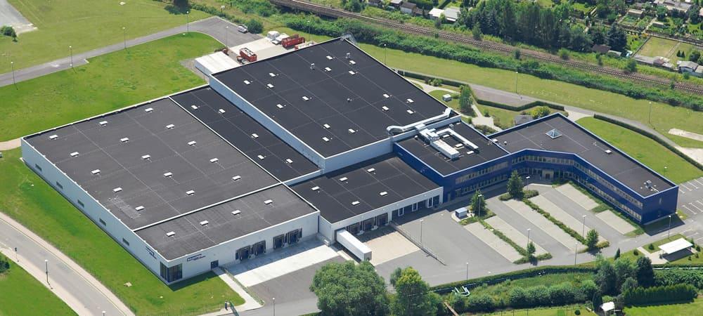 Bluechip ONE Produktion Meuselwitz