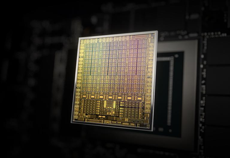 Genieße die Vorteile der Ampere-Architektur mit doppeltem FP32-Durchsatz