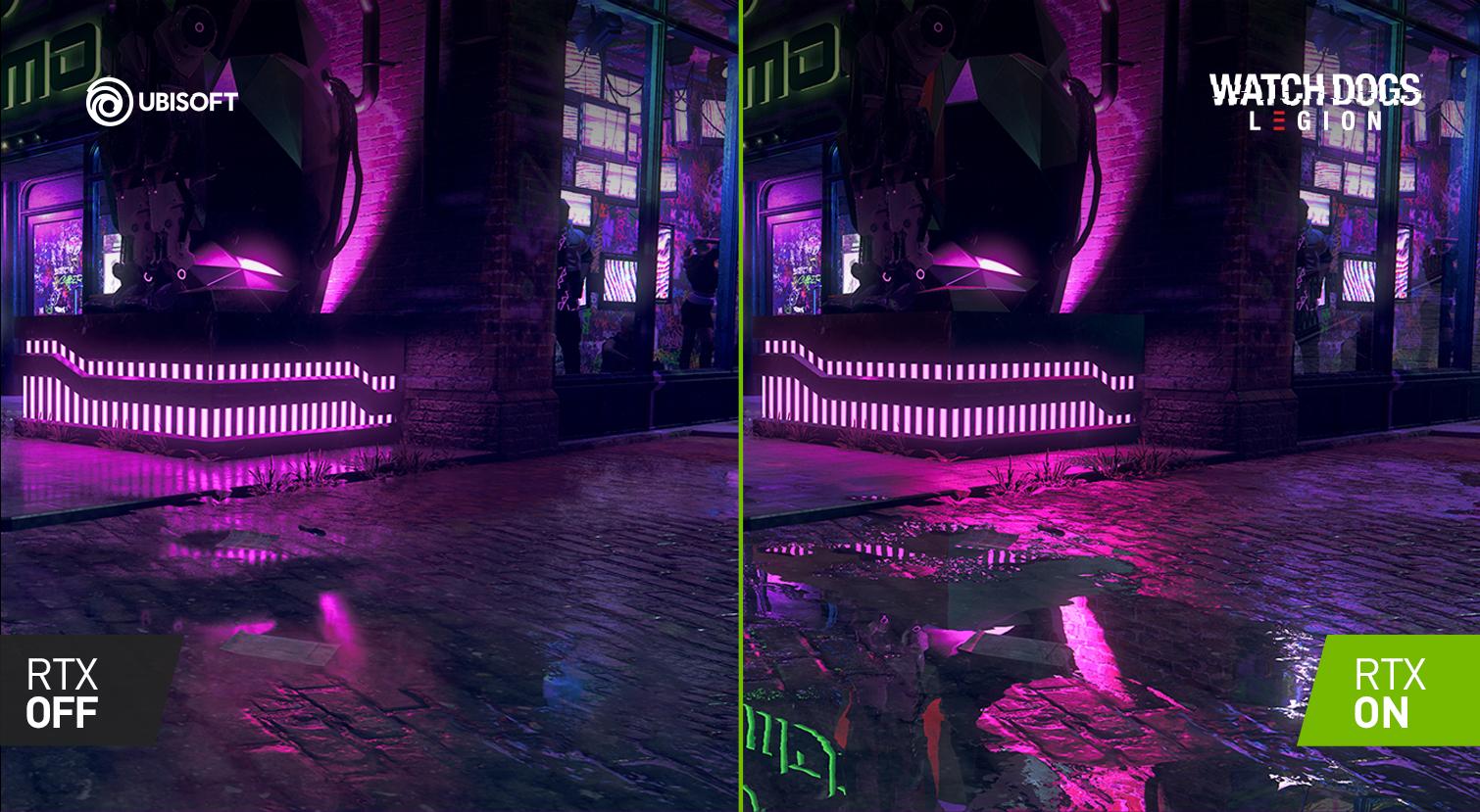 Erlebe mit Raytracing realistische Grafik in Kinoqualität