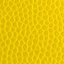 ONE GAMING Chair mit gelben PVU Leder