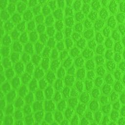 Gaming Stuhl mit grün schwarzem Muster