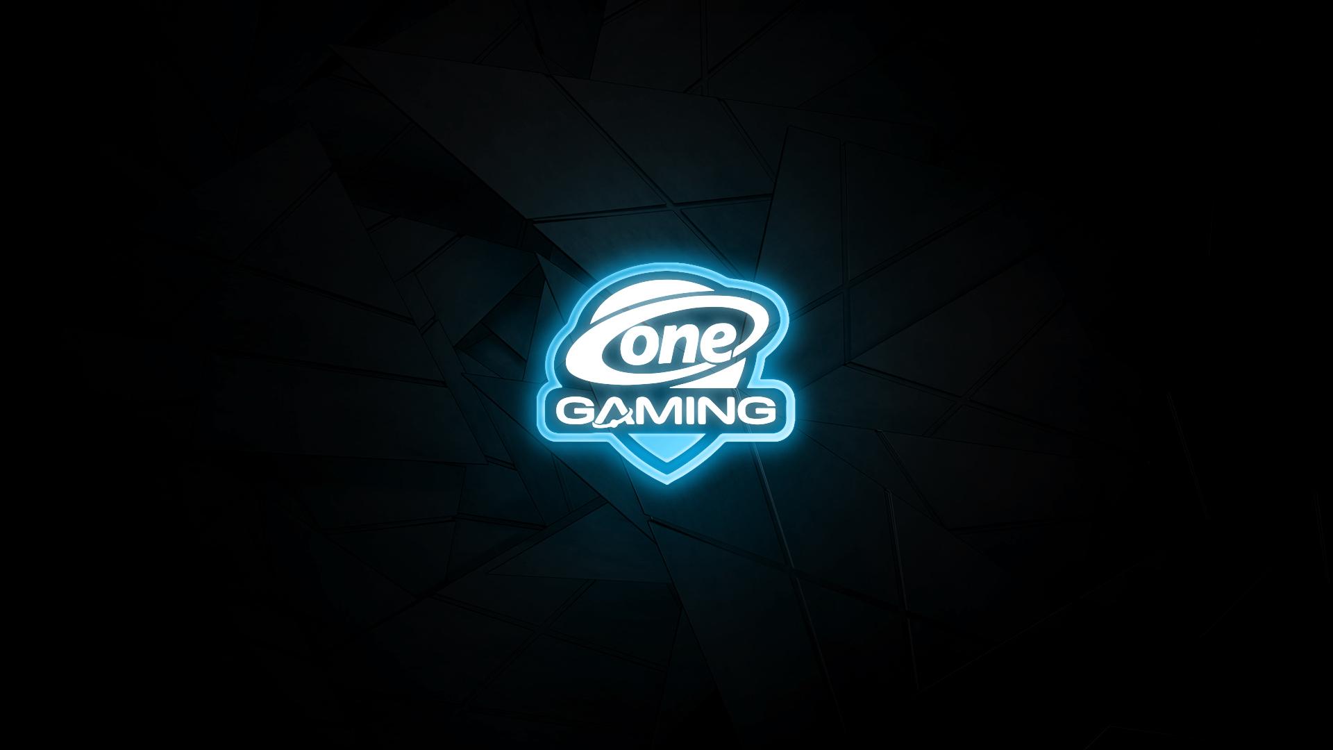 ONE Gaming Wallpaper Neon