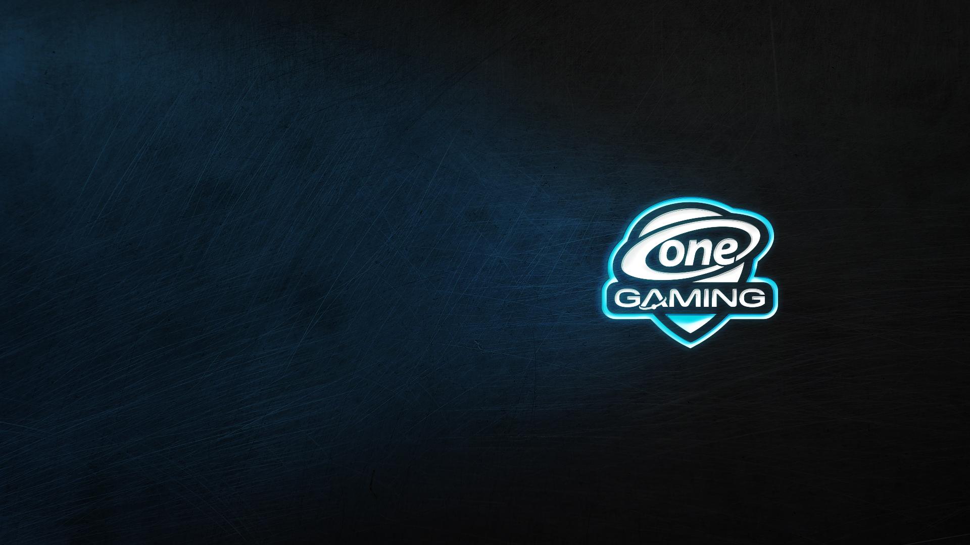 ONE Gaming Wallpaper Steel