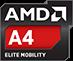 AMD A4 CPU