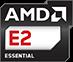Lenovo IdeaPad 110-15ACL schwarz mit AMD E2 CPU