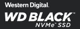 der schnellste Weg an die Spitze - WD Black SSD NV