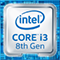 INTEL CORE i3 8th Generation CPU