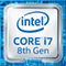 INTEL CORE i7 8th CPU