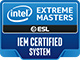 Intel Extreme Masters Certified Gaming PC