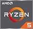 AMD Ryzen 5 CPU