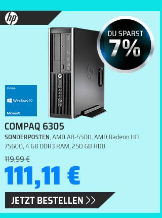HP COMPAQ 6305