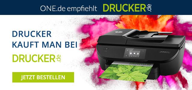 Drucker kauft man bei Drucker.de