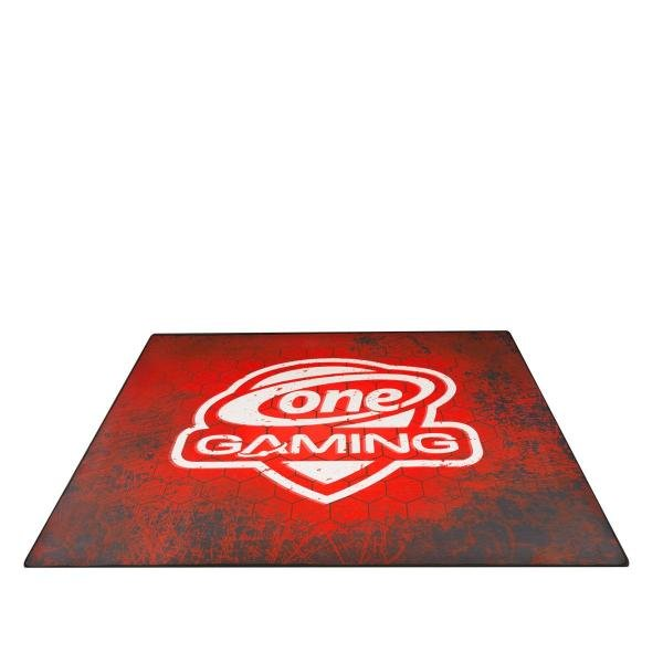 Bodenschutzmatte ONE GAMING Floormat in Rot