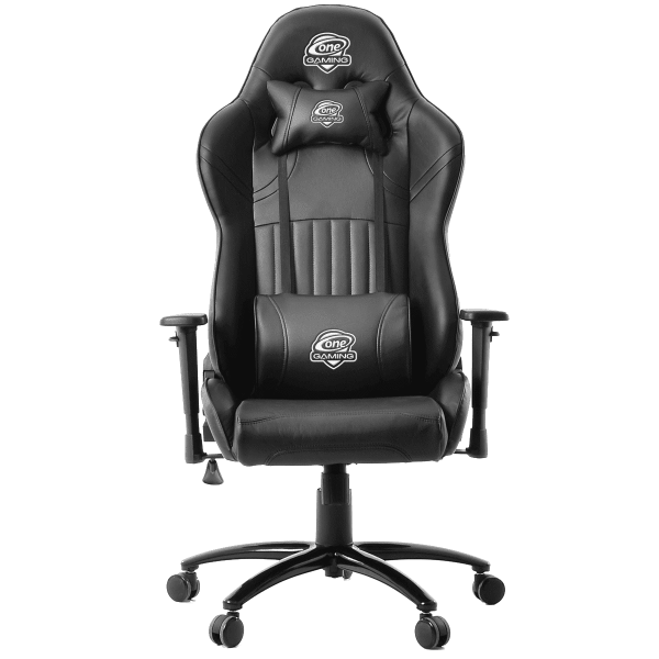 ONE GAMING Chair Pro BLACK V2, Hauptbild (17.02.2020)