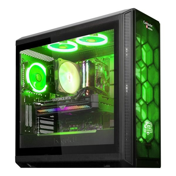 Gaming PC Grizzly konfigurierbar