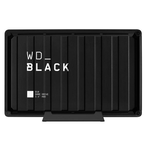 WD BLACK D10 GAME DRIVE 8 TB