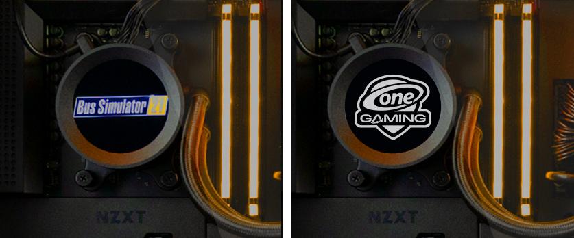 Bus Simulator 21 PC mit Logo