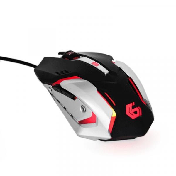 Gembird Steel-Hammer programmierbare Gaming Maus mit 7 Farben, Hauptbild (18.05.2020)