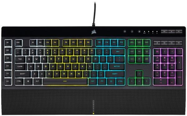 Corsair K55 RGB PRO XT Gaming Keyboard, Hauptbild (18.04.2021)