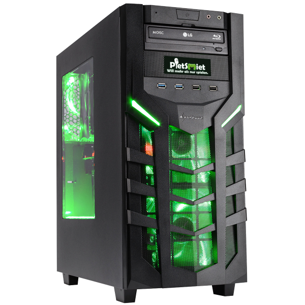 ONE PietSmiet Nougat PC