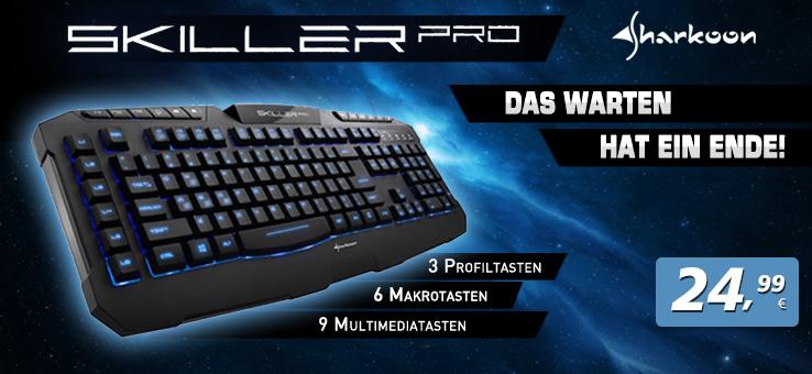 Skiller Pro Tastatur