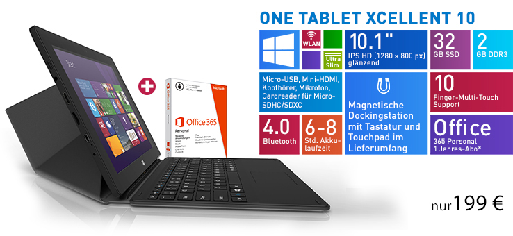 One Tablet