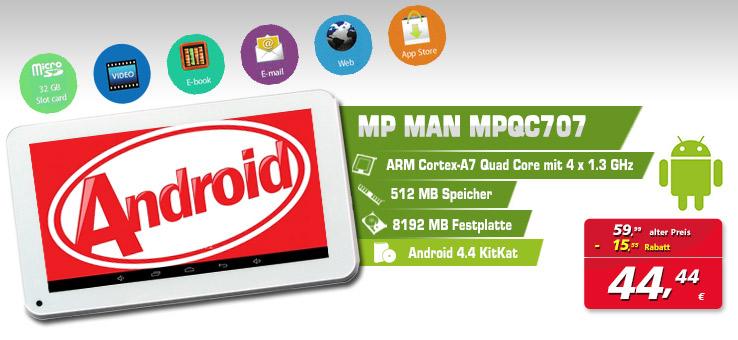 MP-Man Tablet